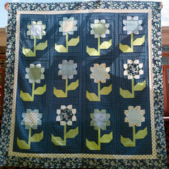 Cottage Blossoms Quilt