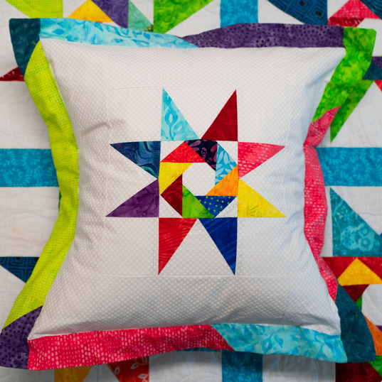 Easy Paper Pieced for Star/Quilt