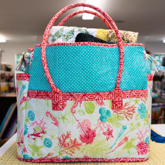Meri's Getaway Bag