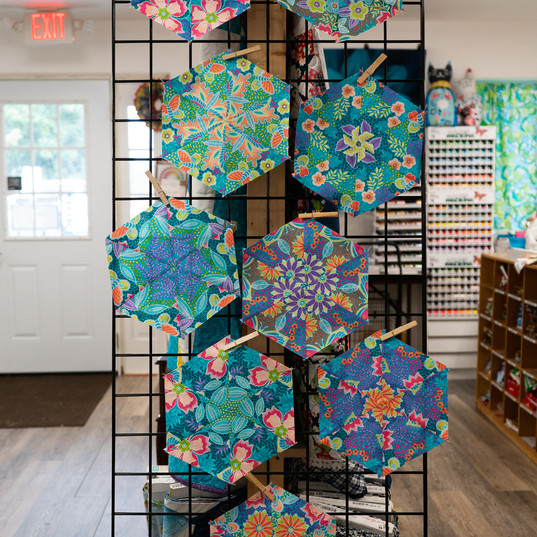 Stack and Whack Quilt Blocks