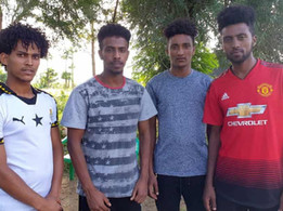 Five Members of the Eritrean Under-20 National Football Team Have Disappeared In Uganda