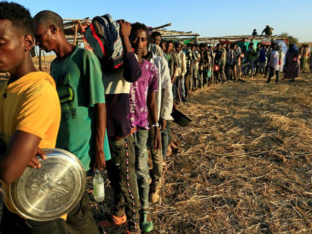 Relocate Eritrean Refugees from Tigray Region of Ethiopia Now
