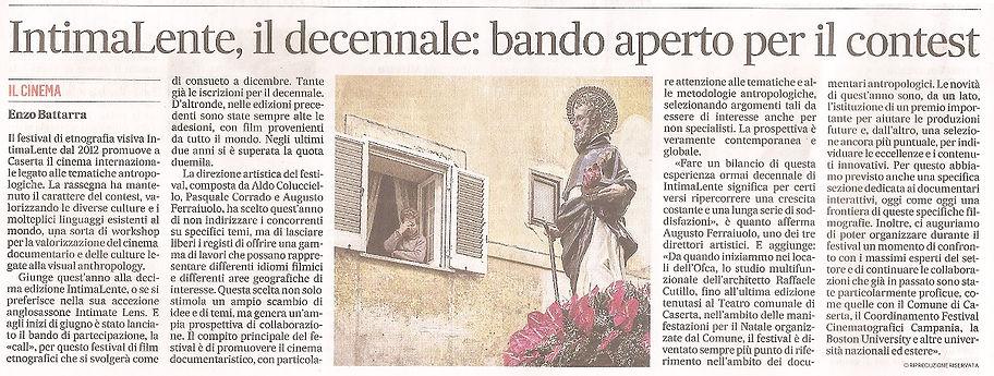 ARTICOLO Il Mattino.jpg