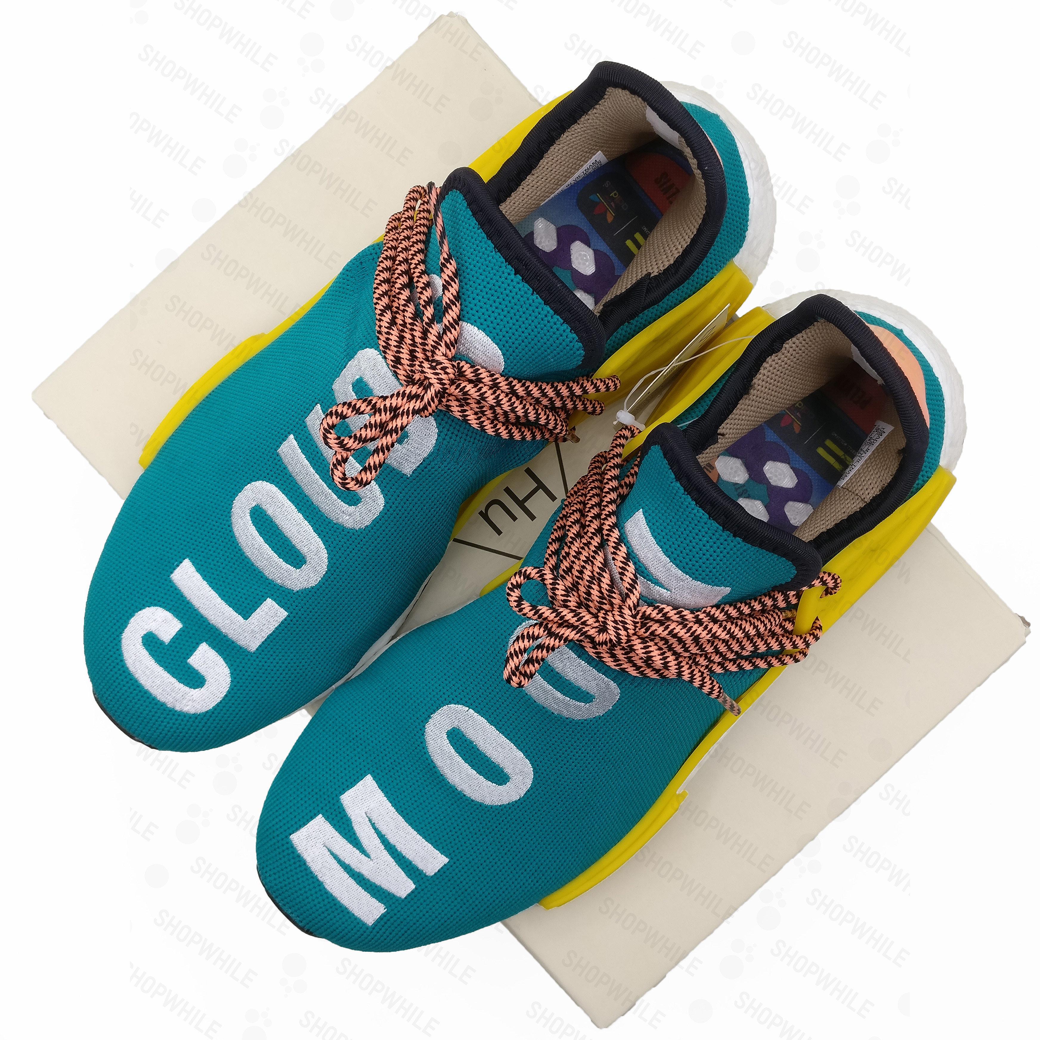 9c39f15281a3b Is the next Pharrell Williams x adidas Originals NMD Hu Trail a BBC