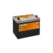 Det Power Autoakumulators 70 A/h 540 A