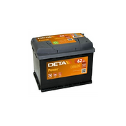 Det Power 62 A/h 540 A