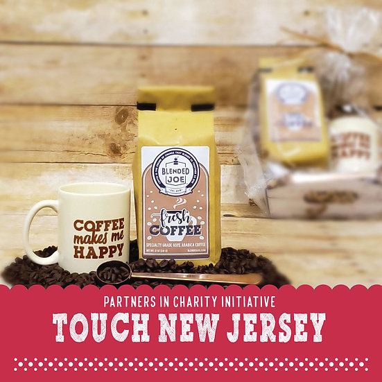 Touch New Jersey - Coffee & Mug 12oz Gift Set