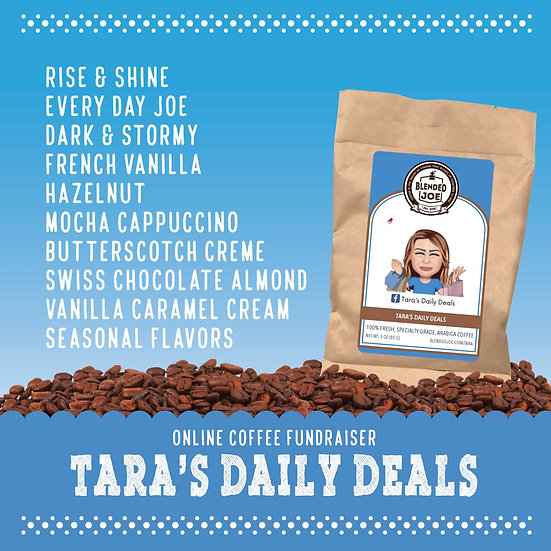 Tara's Daily Deals - 3oz Pack