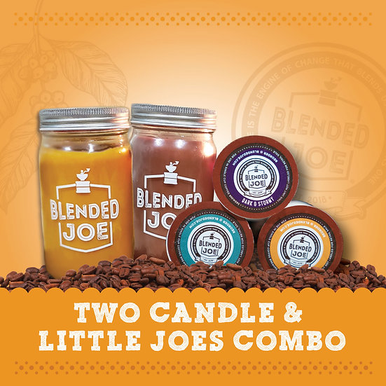 Tara's Daily Deals - Two Candle & Little Joe Combo