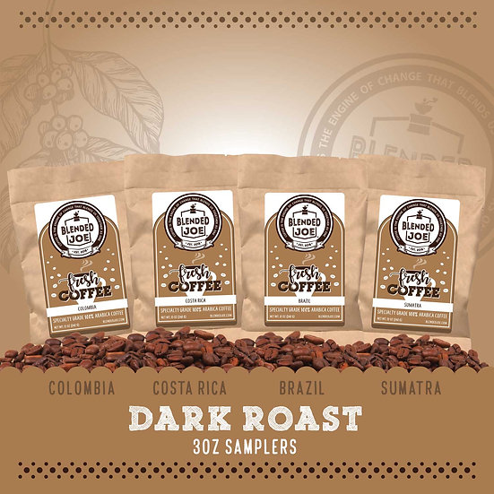Dark Roast Sampler