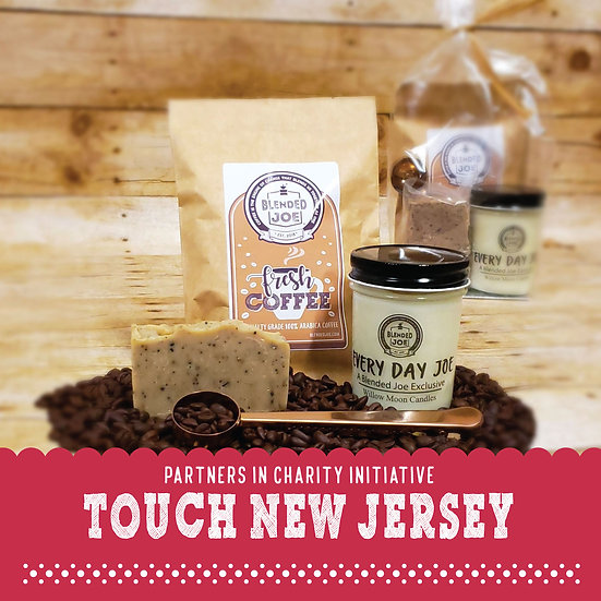 Touch New Jersey - I Love Coffee Mini Gift Set