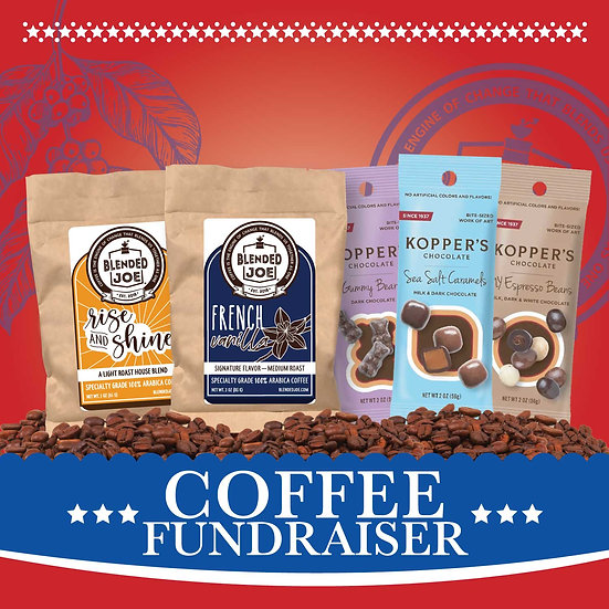 CRMS - Coffee & Chocolate Sampler