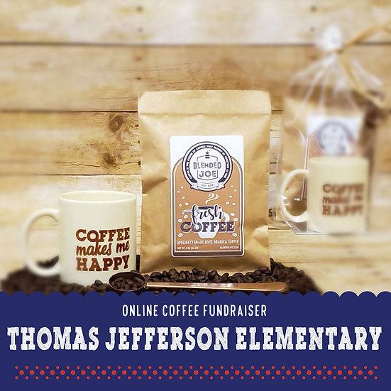 TJ Elementary - Coffee & Mug 3oz Gift Set