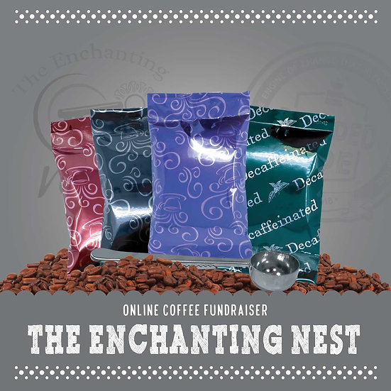 Enchanting Nest - Coffee Lovers Sampler