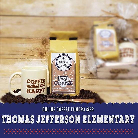 TJ Elementary - Coffee & Mug 12oz Gift Set