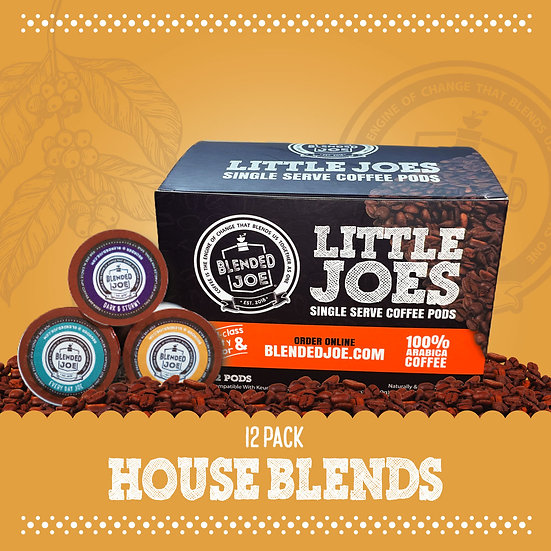 House Blends Variety Pack