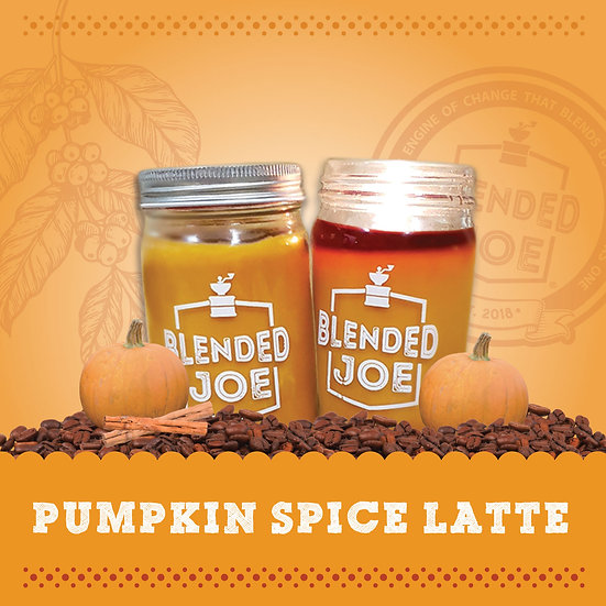 Pumpkin Spice Latte Candle