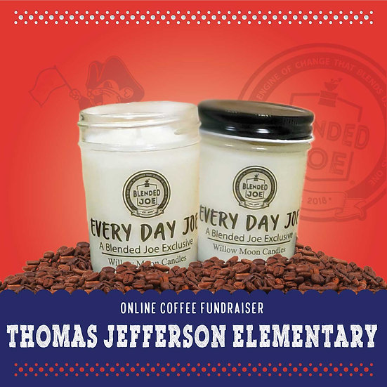 TJ Elementary - Every Day Joe Candle
