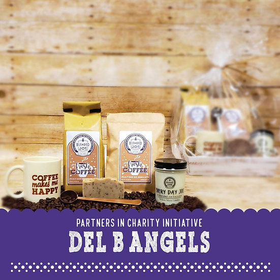 Del B Angels - I Love Coffee Deluxe Gift Set