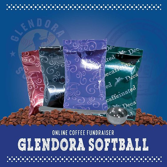 Glendora Softball - Coffee Lovers Sampler