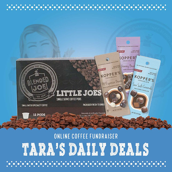 Tara's Daily Deals - Little Joes & Chocolate