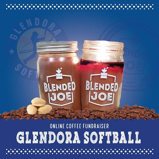 Glendora Softball - Maple Nut Crunch Candle