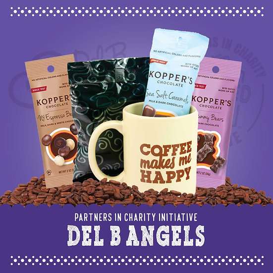 Del B Angels - Mug-Oh-Happiness
