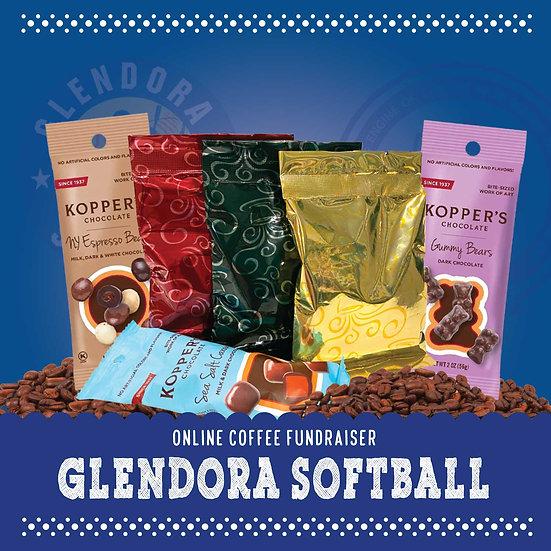 Glendora Softball - Coffee & Chocolate Mini Assortment