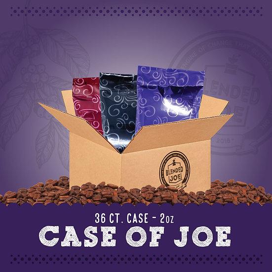 Case of Joe 2oz Packs | 36ct
