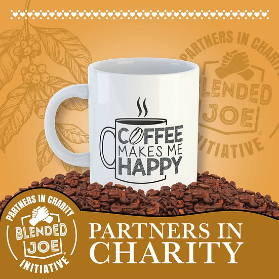 WRTS - Coffee Makes Me Happy Mug