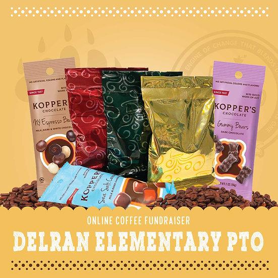 Delran Elementary - Coffee & Chocolate Mini Assortment