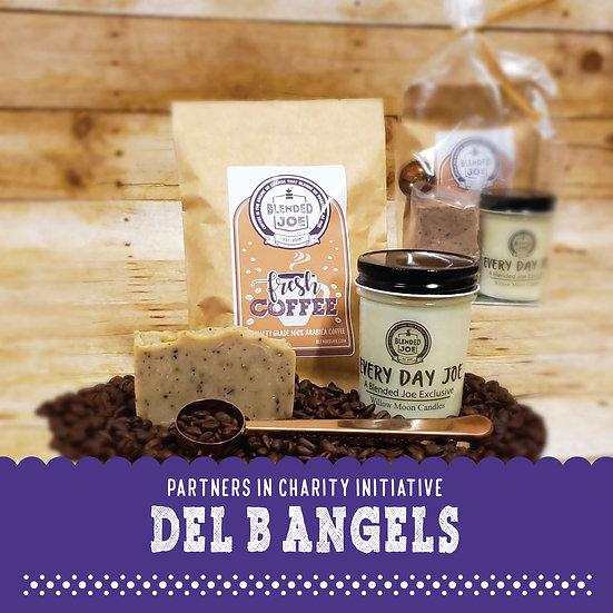 Del B Angels - I Love Coffee Mini Gift Set