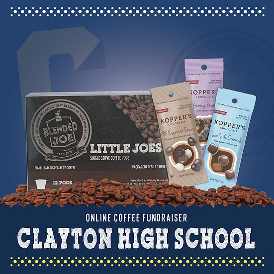 Clayton High - Little Joes & Chocolate