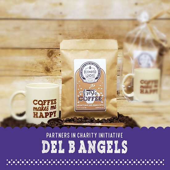 Del B Angels - Coffee & Mug 3oz Gift Set