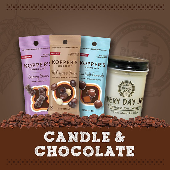 Candle & Chocolate