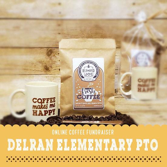 Delran Elementary - Coffee & Mug 3oz Gift Set