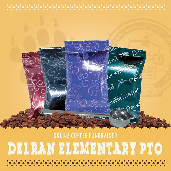 Delran Elementary - Coffee Lovers Sampler