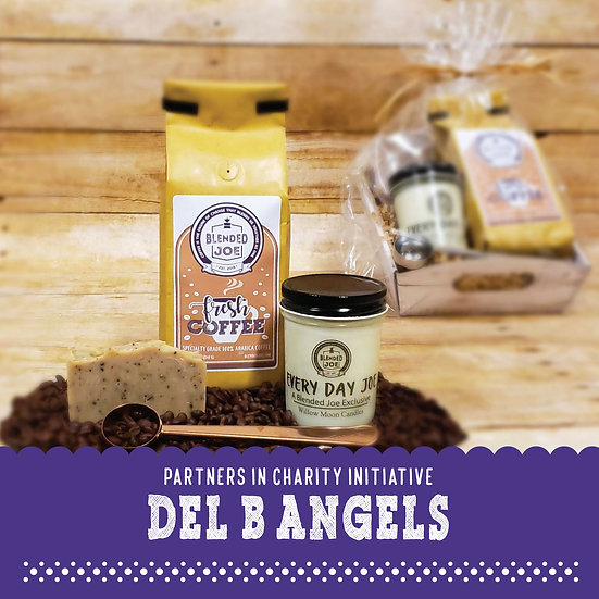 Del B Angels - I Love Coffee Gift Set