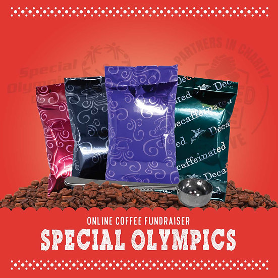 Special Olympics Coffee Lovers Sampler
