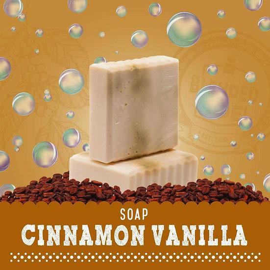 Cinnamon Vanilla Body Bar