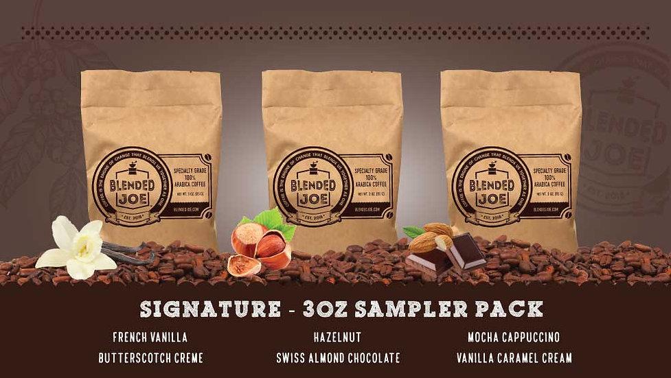 Signature Flavors Sampler