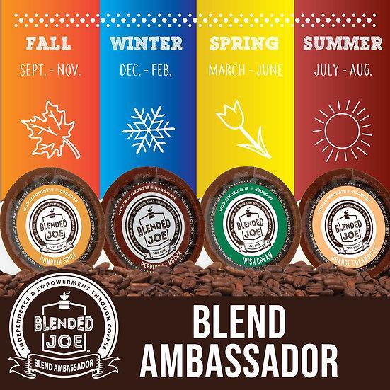 Blend Ambassador - Seasonal Variety Pack