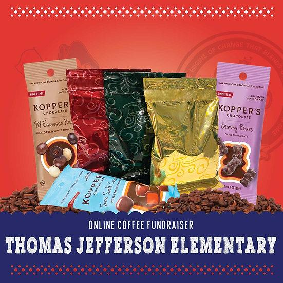 TJ Elementary - Coffee & Chocolate Mini Assortment