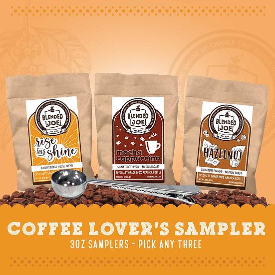 Coffee Lover's Sampler