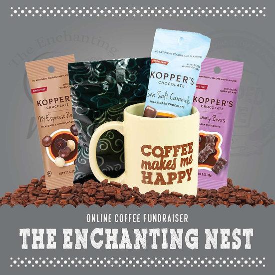 Enchanting Nest - Mug-Oh-Happiness