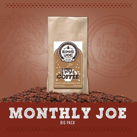 Monthly Joe - Big Pack