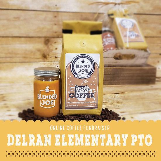 Delran Elementary - Coffee & Candle Seasonal Gift Set