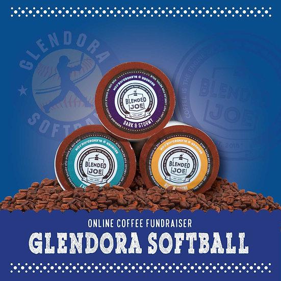 Glendora Softball - Little Joes Custom 12 Pack