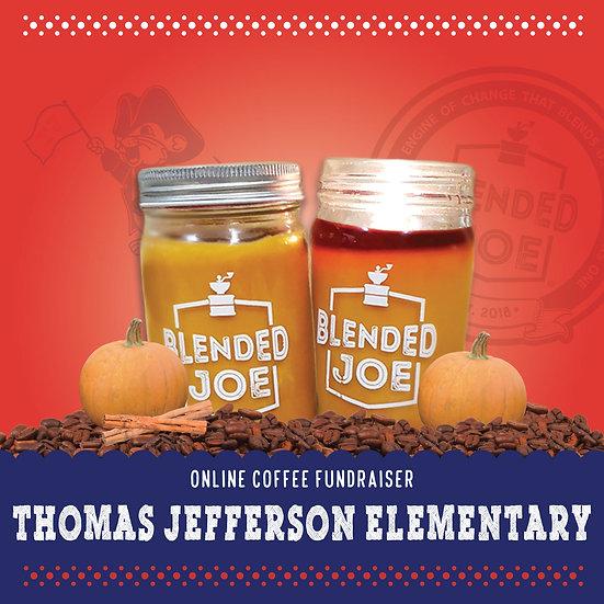 TJ Elementary - Pumpkin Spice Latte Candle