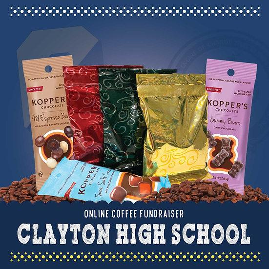 Clayton High - Coffee & Chocolate Mini Assortment
